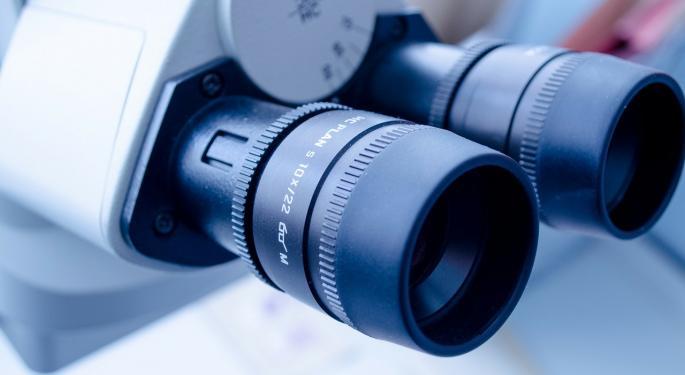 Why Array BioPharma Shares Fell Thursday