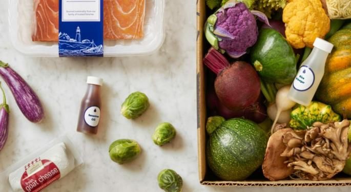 Blue Apron Reports Mixed Q2 Earnings