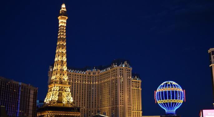 Viva Las Vegas! Strip Revenue Up 7% In September