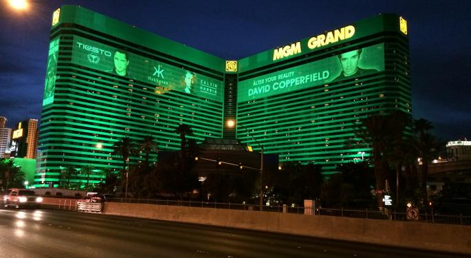 MGM Analysts React After Casino Operator Posts Q4 Sales Beat