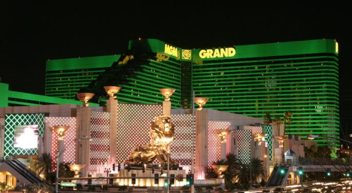 MGM To Sell Las Vegas Resorts To Joint Venture In $4.6B Deal