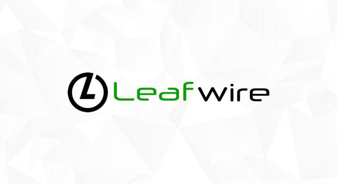 Leafwire Closes $1M Funding Round