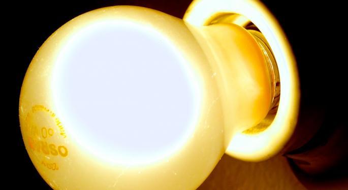 Fed Turned On The Lights For Utilities ETFs