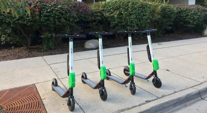Lime Reaches 100 Million Rides, Pulls Car-Sharing From Seattle