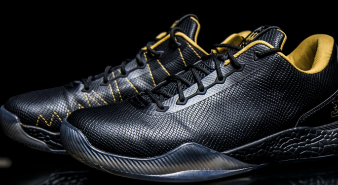 Lonzo Ball's 'Big Baller Brand' Shoe Is Here And It Costs $495