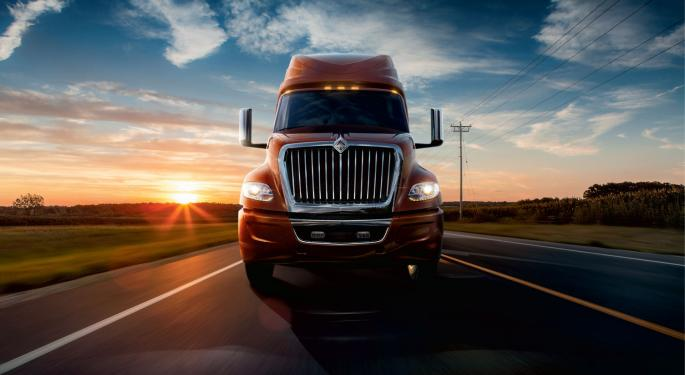 Longbow Turns Bullish On Commercial Trucking, Upgrades Navistar, Rush Enterprises