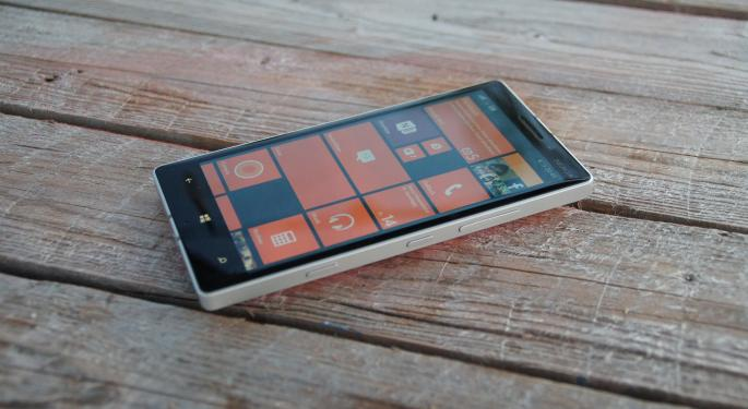 Anxious Argus And The Gap In Microsoft's Product Mix RIP, Windows Phone