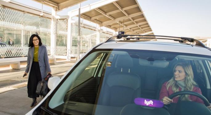 Analyst: Uber Roadshow A 'Dark Shadow' Over Lyft