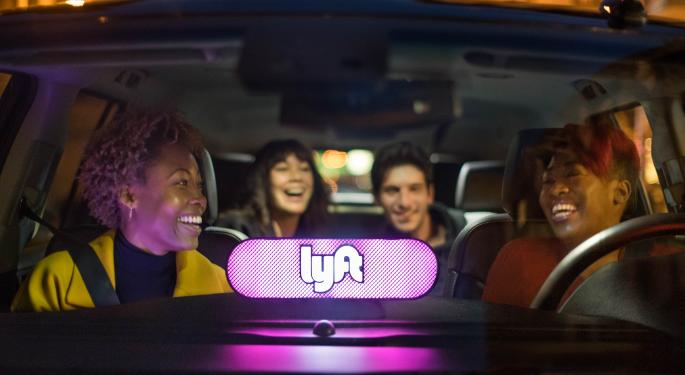Lyft Grows Ridership, Beats Revenue Estimate In Q4, But Stock Drops