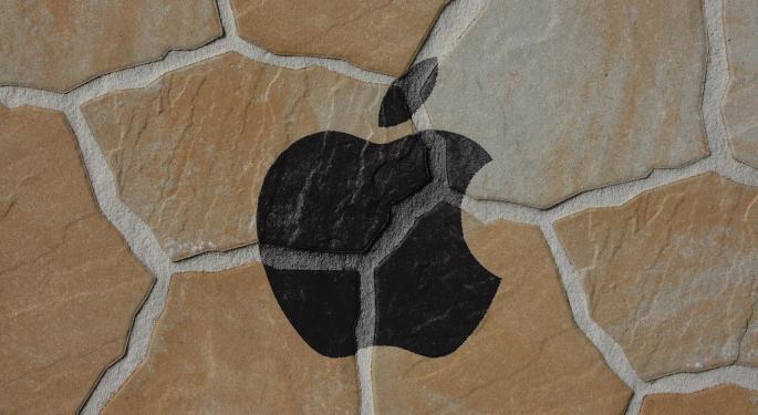 Drexel Hamilton's Apple Monitor Shows October Sales 'Slightly Below Historical Seasonality'
