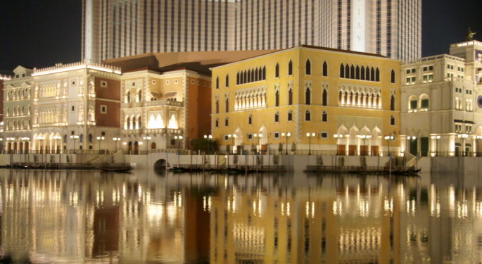 Macau Is Officially In A Recession