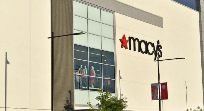 Macy's Acknowledges Data Breach, Stock Falls