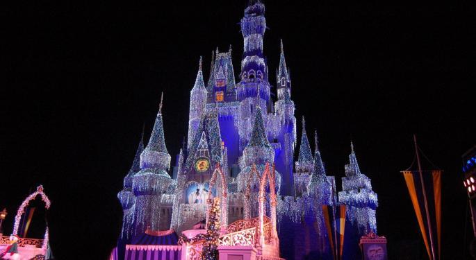 Disney Stock: More Beauty Than Beast?