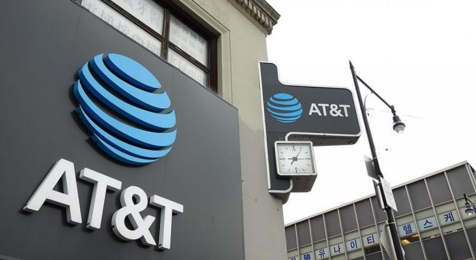Analyst: AT&T Is The Top Telecom Pick For 2020
