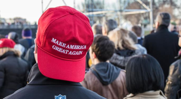 Trump Gives New Definition To 'Make America Great Again,' And It Involves Tech Giants