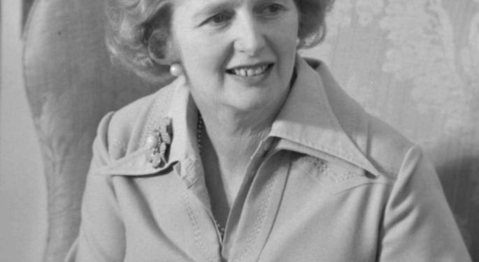 How Margaret Thatcher Started 'May The Fourth'