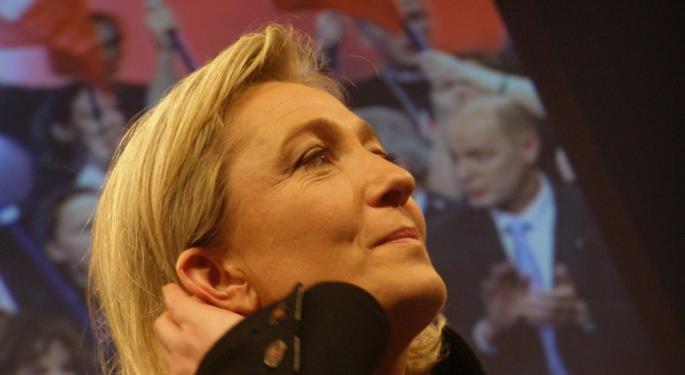 C'est La Vie: Election Focus On France ETF