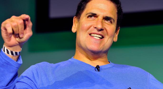 Mark Cuban: Amazon Is The Best Startup In The World