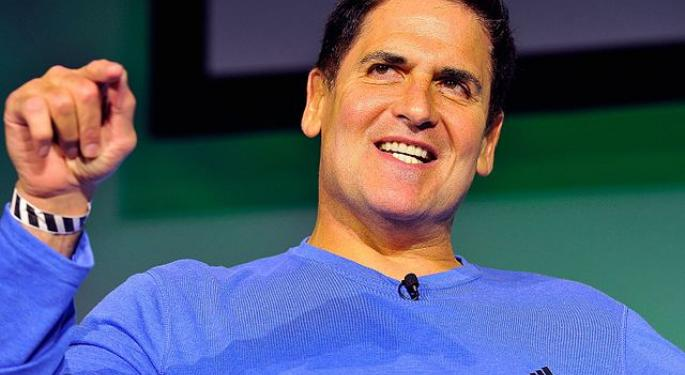 Mark Cuban Thinks Amazon, Berkshire, JPMorgan Collab Could Pressure Congress To Act