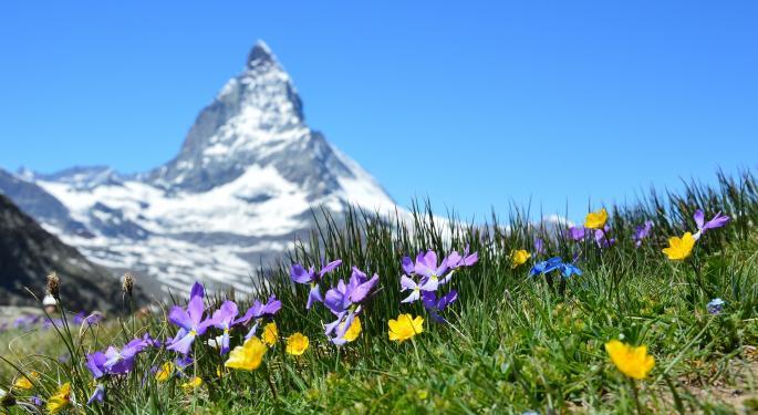 Swiss Court Slaps 25% Tax On Cannabis Flower