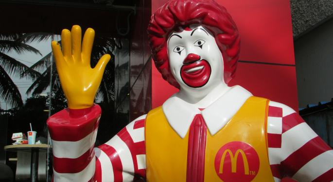 McDonald's In Talks To Sell Point Of Sale System