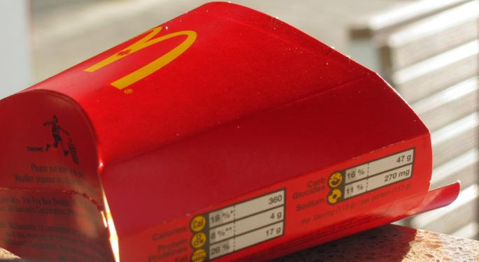 Rebound In McDonald's Comps Continues To Accelerate