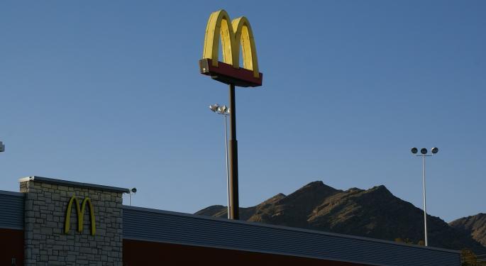 McDonald's Q1 Earnings Beat Lifts Stock