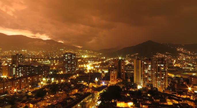 Elections Could Test Colombia ETFs