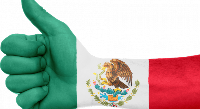 #AdiosProductosGringos: Border Wall Backlash Leads Mexicans To Boycott American Products