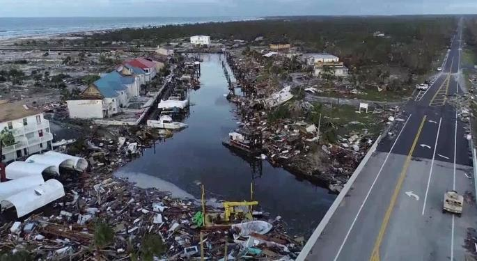 Hurricane Michael Aftermath: Localized Damage, Regional Supply Chains Intact