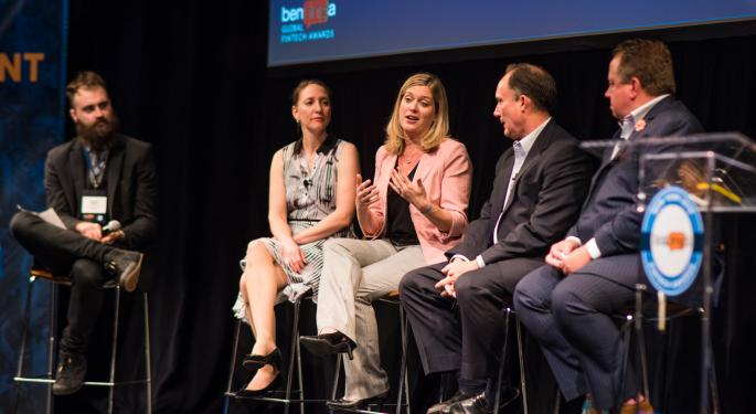 'A Mix Of Art And Science': CMOs Talk Risk-Taking, Creativity At Benzinga Fintech Awards