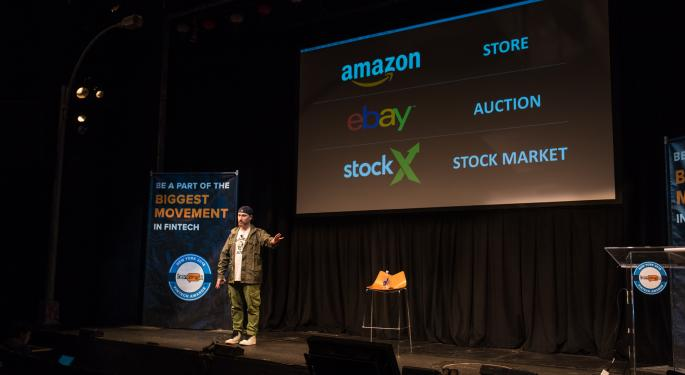 StockX Reaches $1B Valuation, Latest VC Funding Round The Largest Ever For A Michigan Company