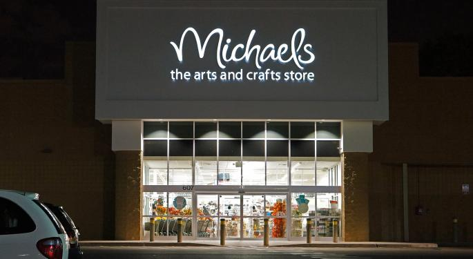 Michaels Earns A Buy On Arts And Crafts, In-Store Sales Prospects