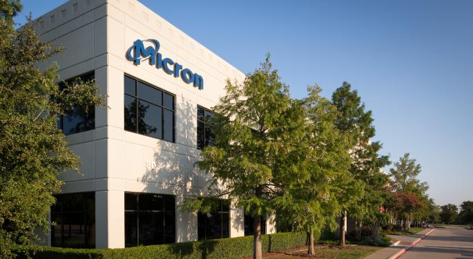 Cowen Projects More Profit Declines For Micron In 2020