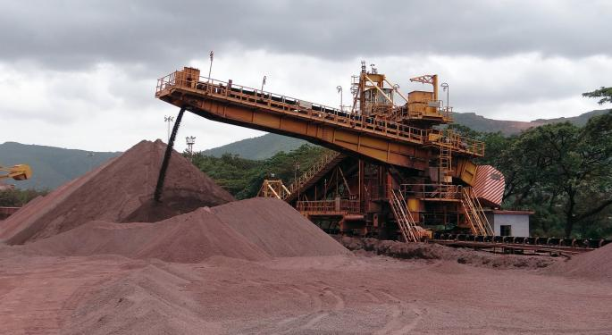 Rio Tinto Upgraded To Neutral By Goldman Sachs