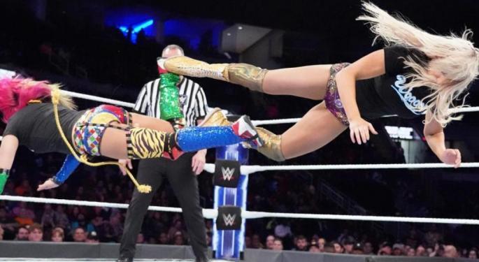 WWE's Stock Slammed On Big Q1 Earnings Miss