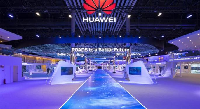 US Slaps 13 Indictments On Huawei Ahead Of China Trade Negotiations