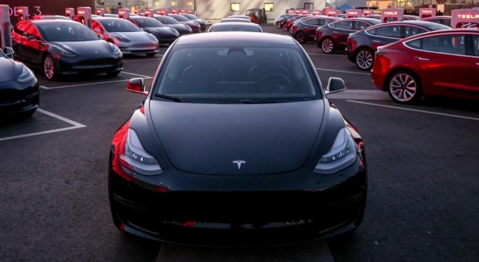Tesla Hits $100B Market Cap, Gerber Says Stock Is 'Correctly Valued Now'