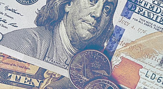 Deutsche Bank Previews Q1 Earnings For Big Banks, Upgrades Morgan