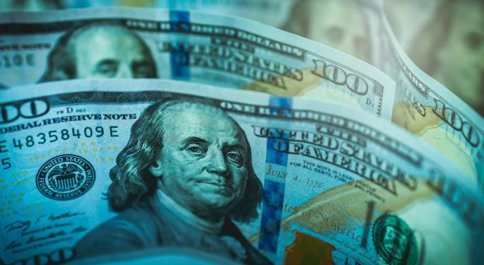 US Deficit Tops $1 Trillion For First Time In 7 Years