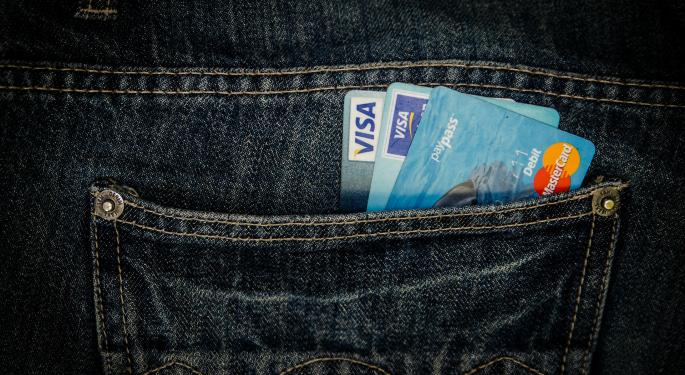 What's In Your Wallet? New Bull Calls On Visa, American Express