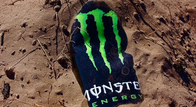 Monster Beverage Posts Sales, EPS Beat: 4 Sell-Side Takes