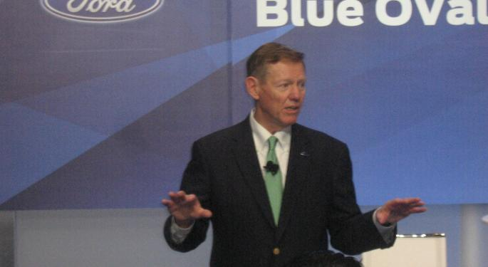 Ford's Alan Mulally Talks Aluminum, His Future & His Favorite Ride