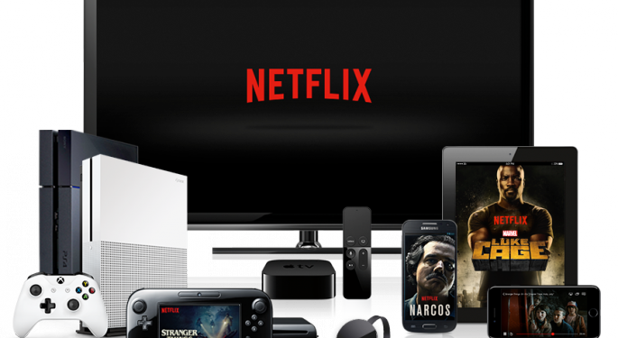 Infographic: 5 Fun Facts About Netflix