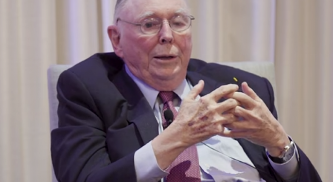 4 Charlie Munger Quotes That Will Make You A Better Investor