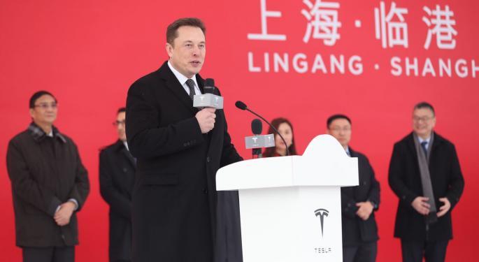 Investor: Tesla's Gigafactory 3 Construction Underway In China