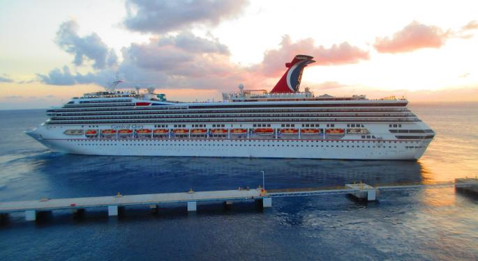 Carnival To Benefit From Recovery In Cruise Demand; Argus Upgrades