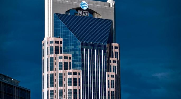 AT&T's Worst Trading Day In Years, Explained