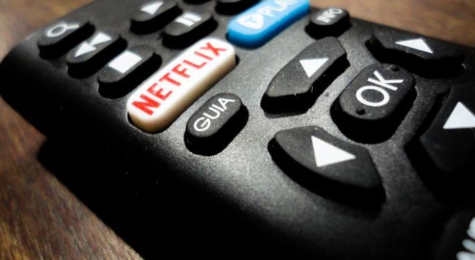 Wells Fargo Downgrades Netflix On Spending Concerns