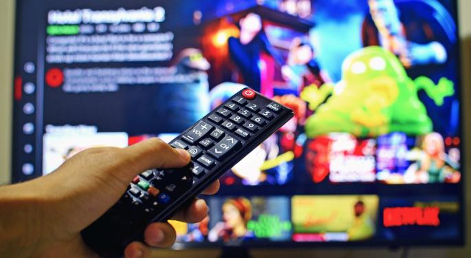 Eyeball Wars: Streaming Services View For Consumer Attention